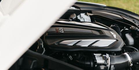 genesis g80 sport twin turbo v6 engine