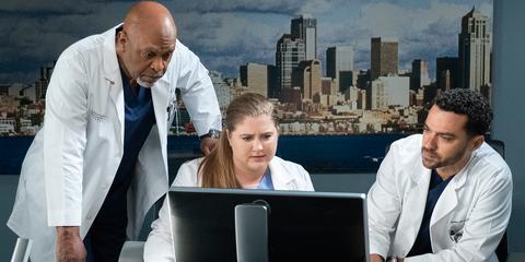 'Grey's Anatomy' Recap: 'Add It Up'