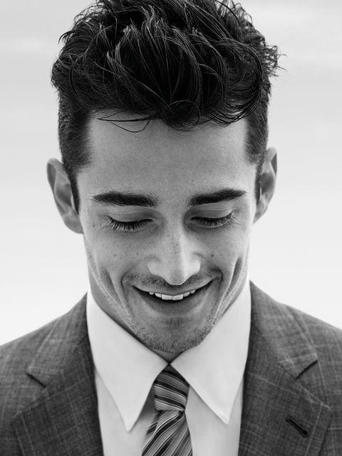 ジョルジオ アルマーニ,メイド トゥ メジャー,2020 春夏広告キャンペーン,モナコ出身, f1 ドライバー,シャルル・ルクレール,フェラーリ,