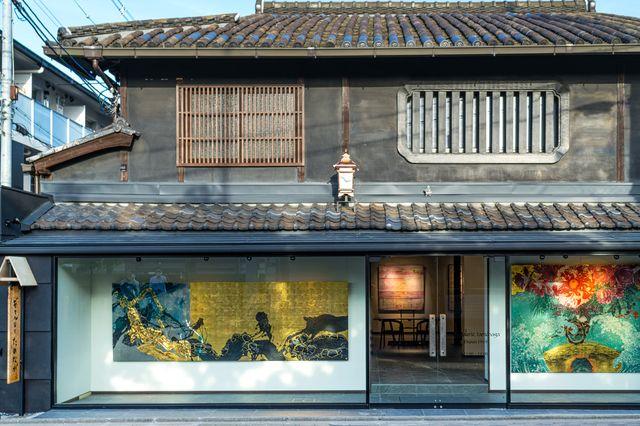 京都 ギャルリーためなが 外観