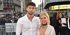 Love Island's Gabby Allen 'dumped boyfriend after finding flirty messages to someone else'?