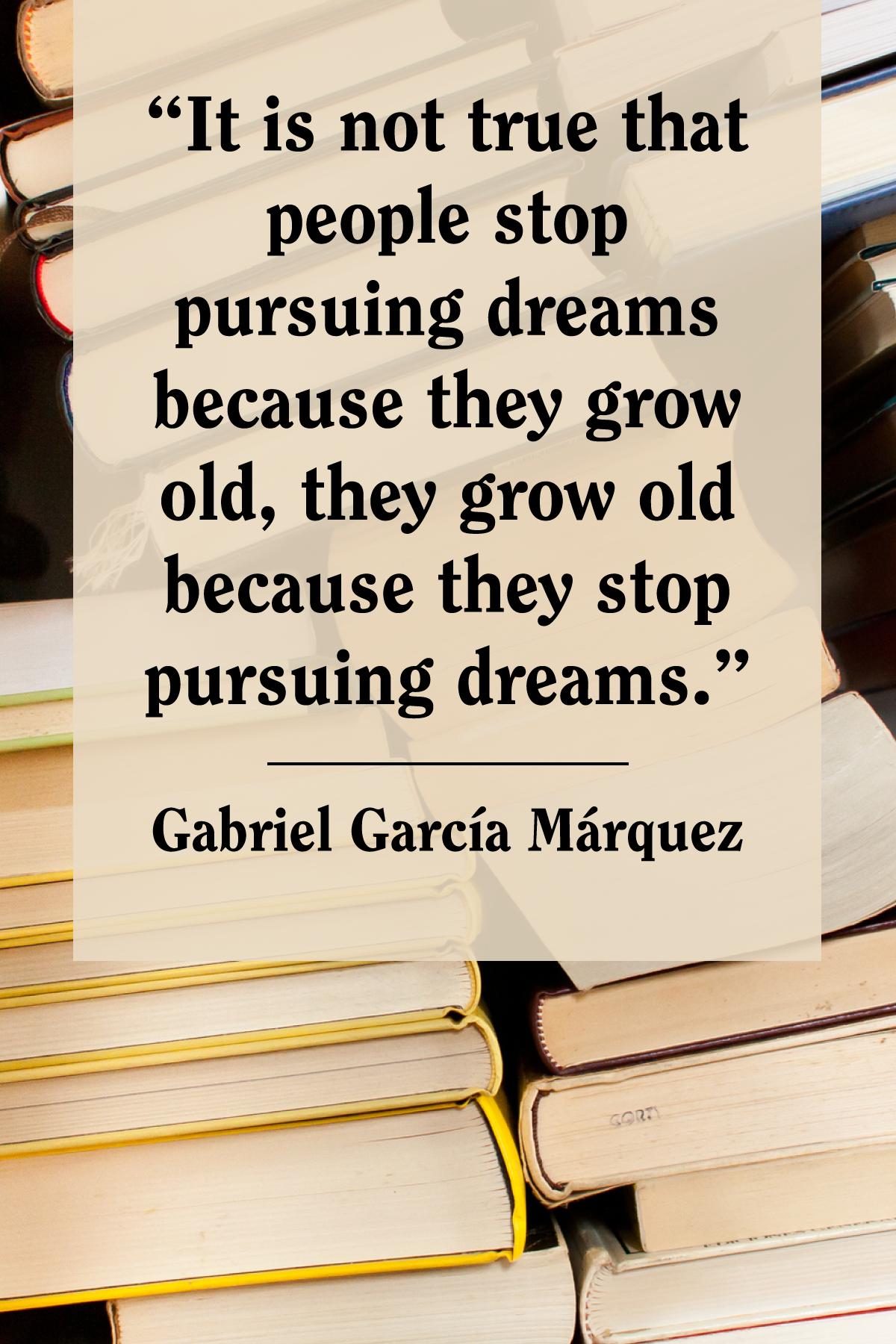 15 Gabriel García Márquez Quotes
