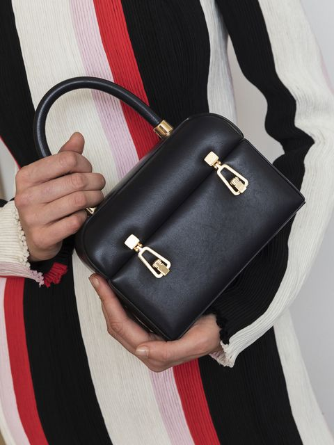 Bag, Handbag, Fashion accessory, Satchel, Shoulder, Kelly bag, Material property, Leather, Hand luggage, Luggage and bags,
