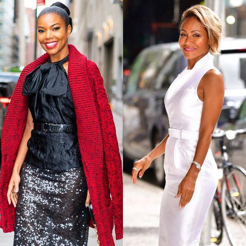 Clothing, Street fashion, White, Fashion, Red, Dress, Outerwear, Beauty, Fashion model, Formal wear,