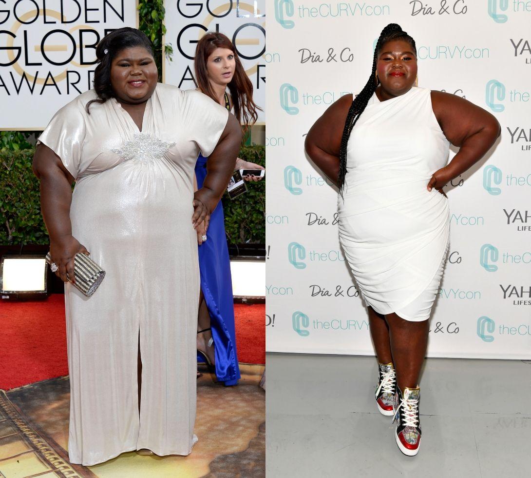 Weight loss celebs 2020