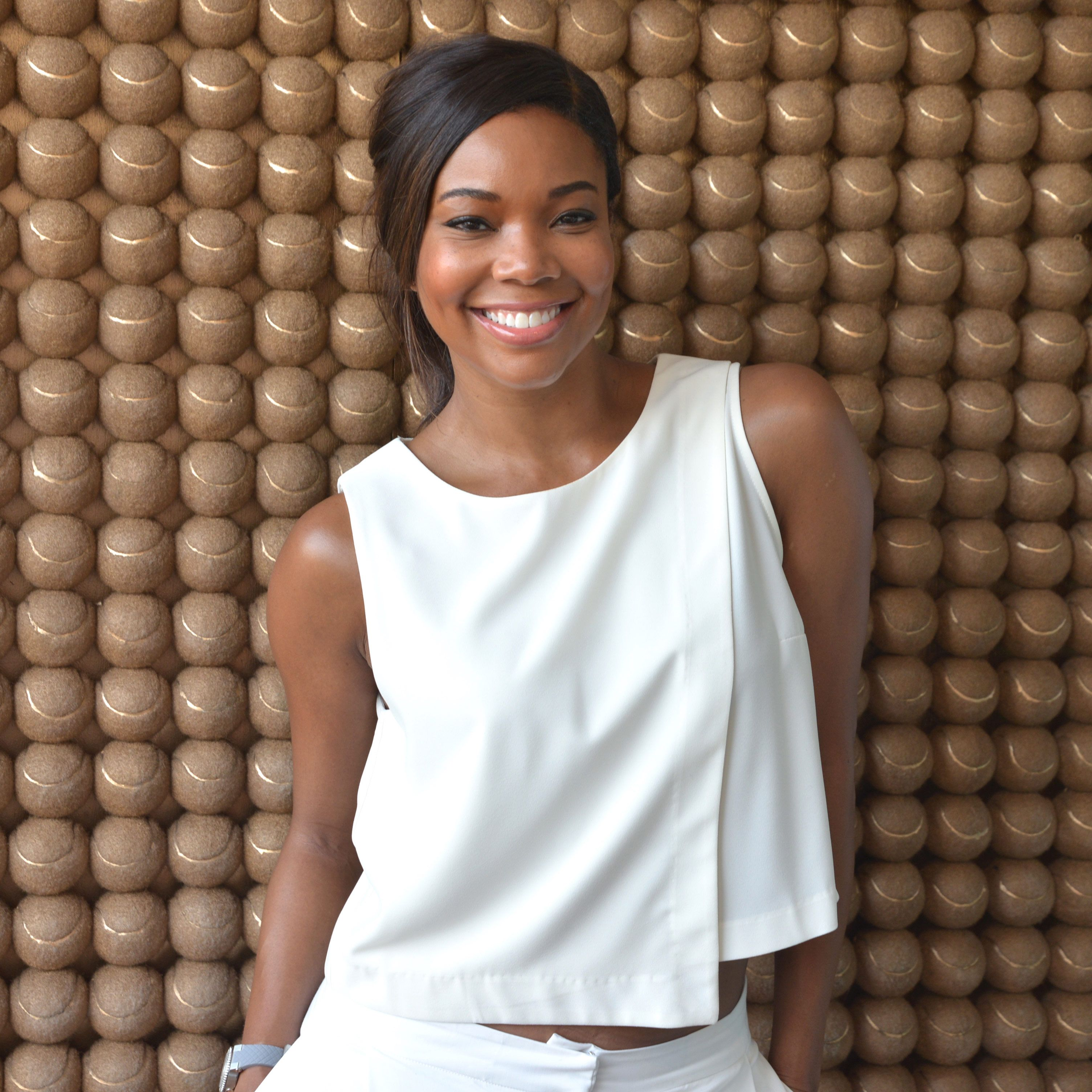 Gabrielle Union Just Did Her First Makeup-Free Shoot in 10 Years