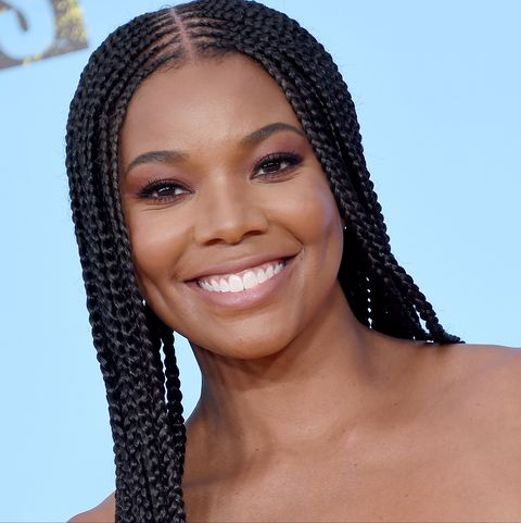 Gabrielle Union, 46, Looks Totally Ageless in These No-Makeup Vacation Selfies