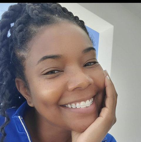 gabrielle union instagram braces