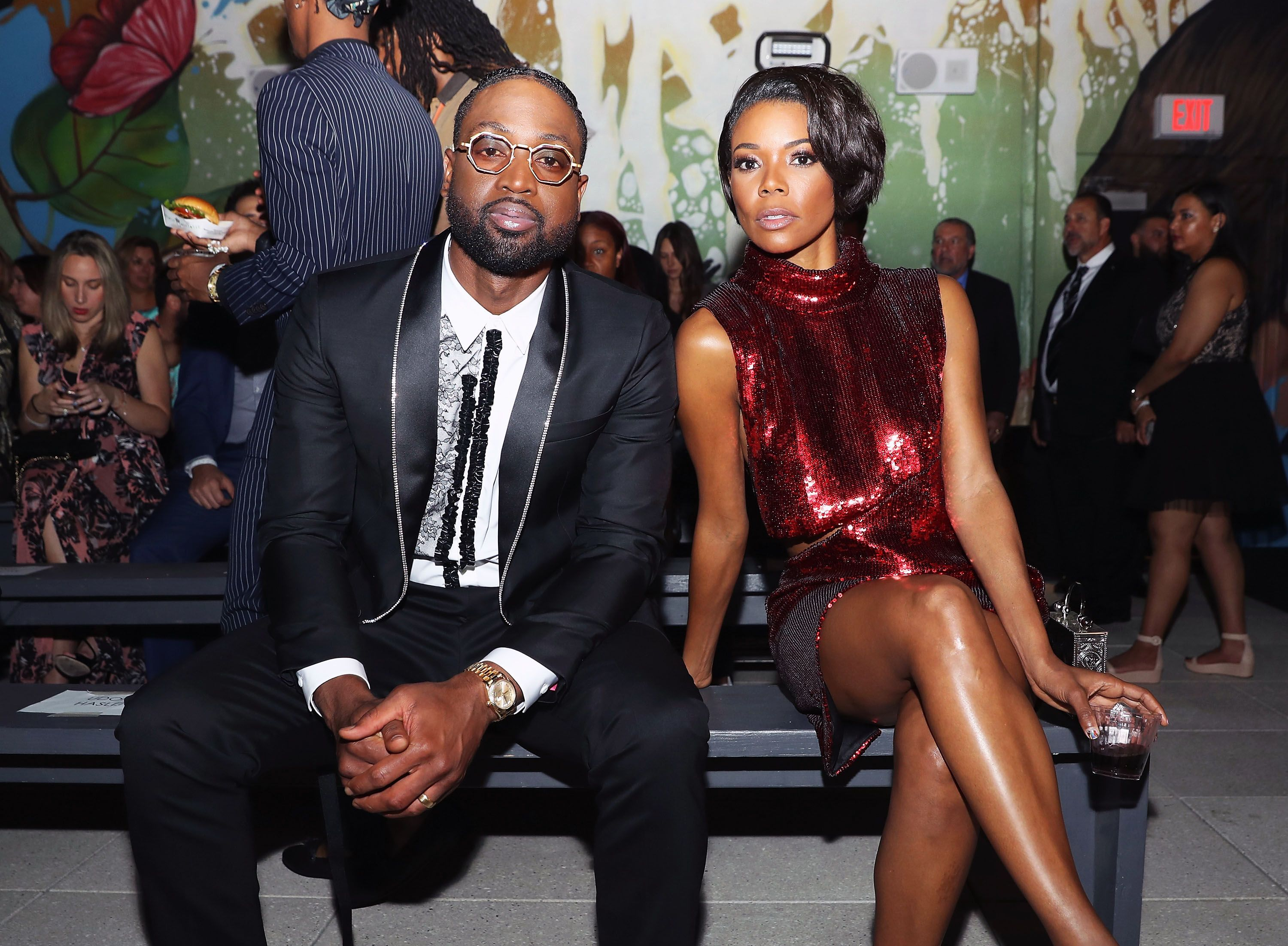 Dwyane Wade Opens Up About Telling Gabrielle Union He Fathered a Child With Another Woman