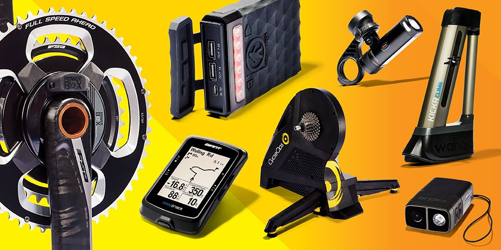 Bike gadgets to modernize your riding