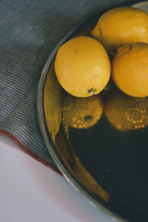 Meyer lemon, Lemon, Food, Citron, Yellow, Sweet lemon, Citrus, Lemon peel, Citric acid, Fruit,