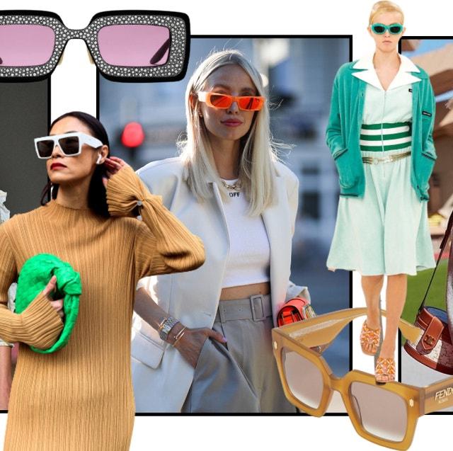 gafas de sol tendencia 2021 mujer