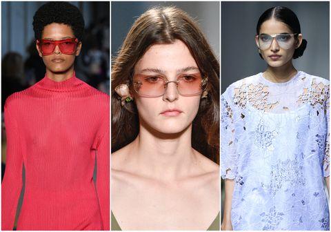 gafas de sol tendencia 2021 verano