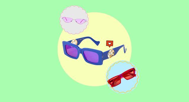 tendencias gafas de sol de verano