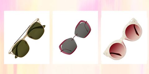 Eyewear, Sunglasses, Glasses, Personal protective equipment, aviator sunglass, Vision care, Goggles, Material property, Transparent material, Eye glass accessory,