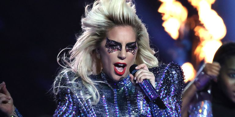 Getty Things That Amazed You About Lady Gagas Performance At The Super Bowl