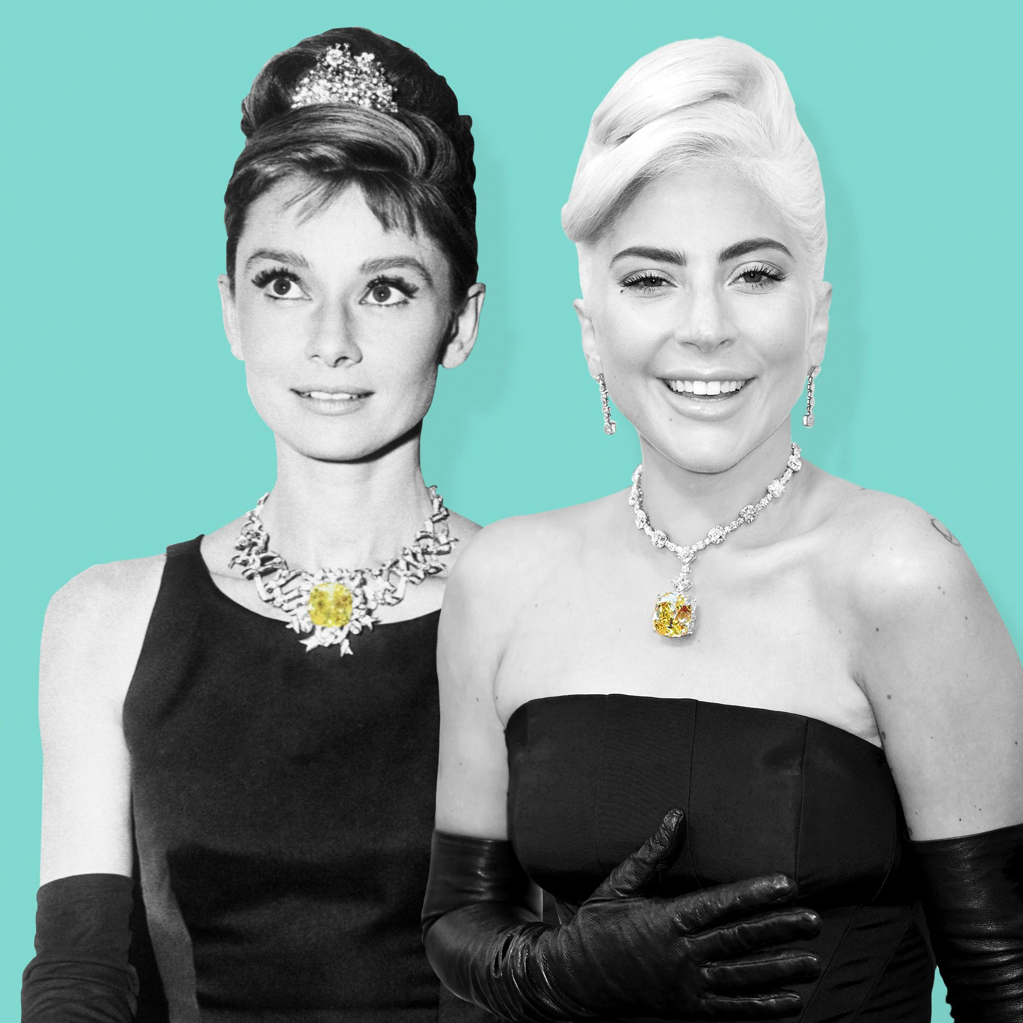 c3cb30439 Why the Tiffany Diamond Lady Gaga Wore to the Oscars Made the Jewelry World  Gasp