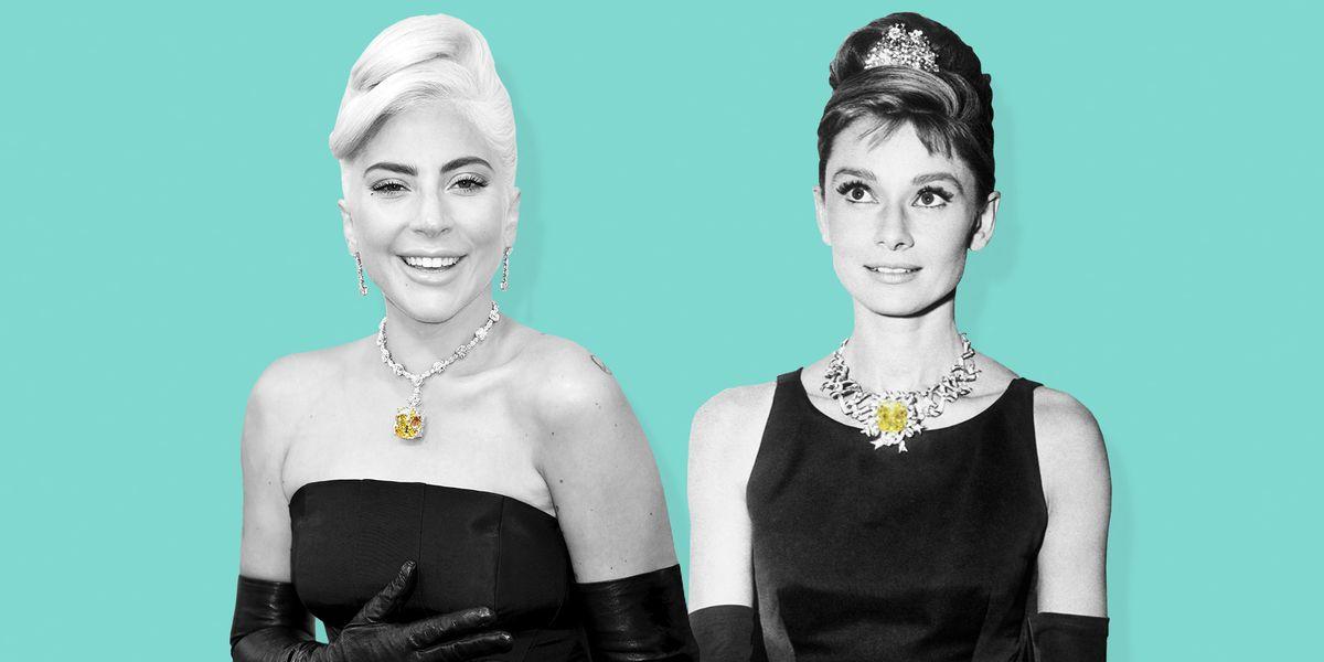 0468f9c5e The Tiffany Diamond Lady Gaga Wore to the 2019 Oscars Has a Fascinating  History