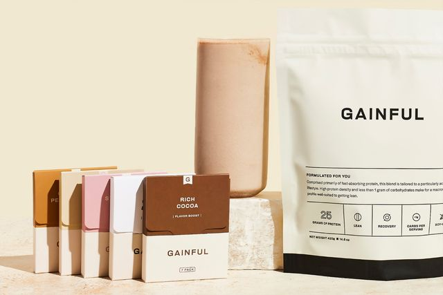 gainful supplement powder