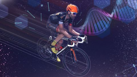 Cycling, Cycle sport, Bicycle, Vehicle, Bicycle wheel, Recreation, Sky, Bicycle racing, Wheel, Sports,