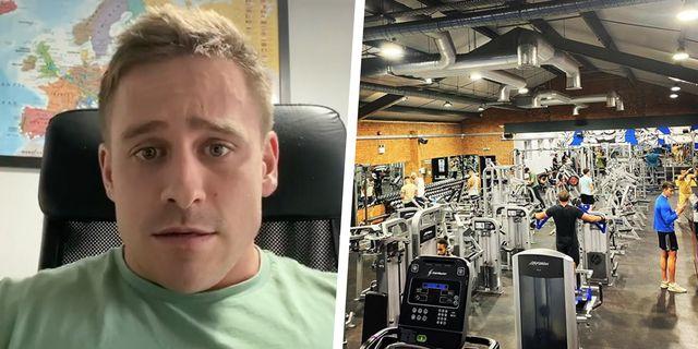 gym refusing to close lockdown 2