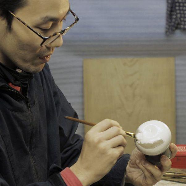 京都ものづくり【京漆器】 伝統産業の職人に会いに 上杉満樹工房 上杉 學帥さん