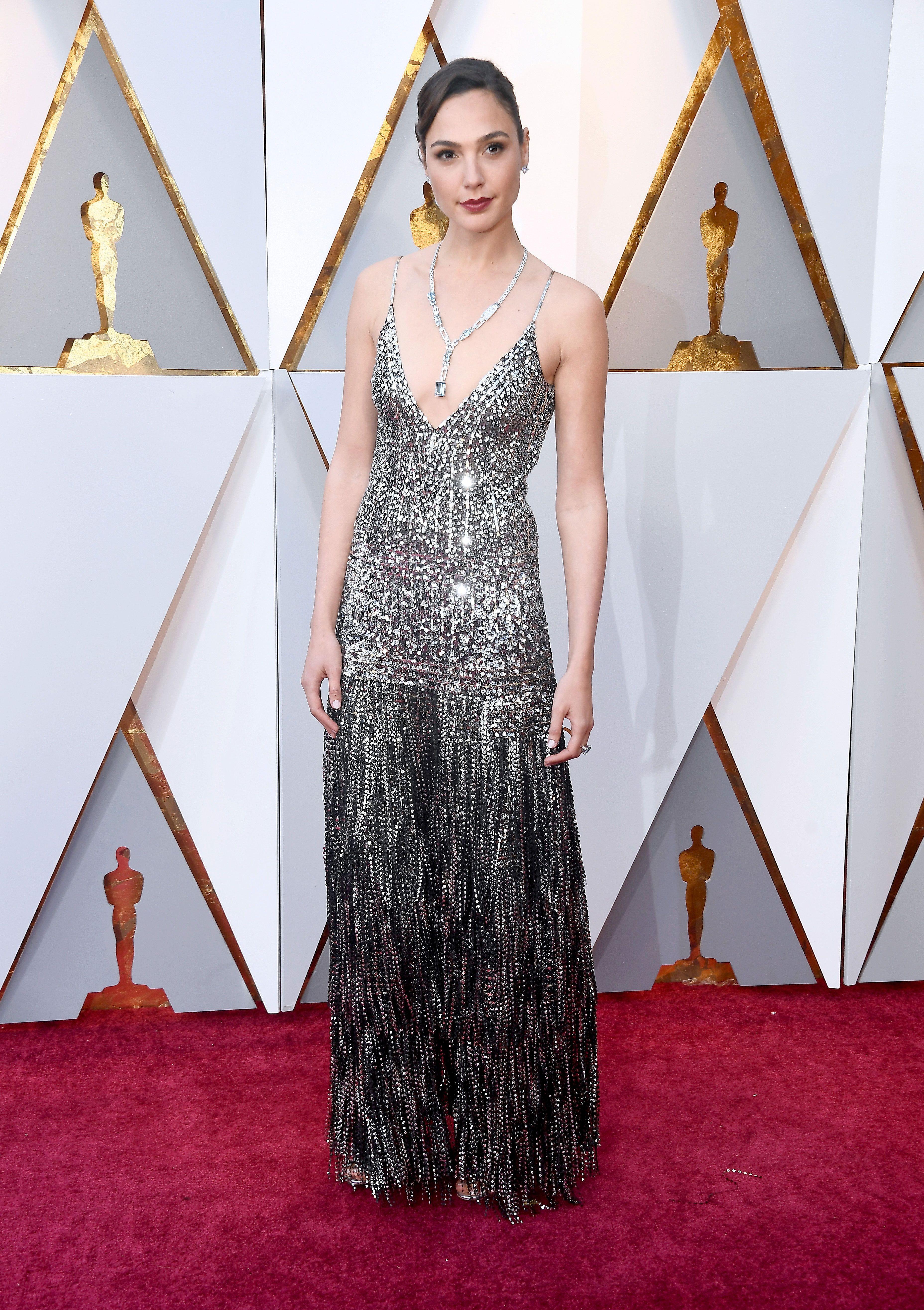 Oscars Best Dressed 2018