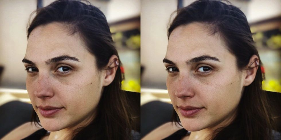 The 71 Best Celebrity #NoMakeup Selfies