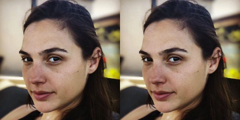 No Makeup Selfies Celebrities Taking Selfies Without Makeup - 12 hilarious photos of people who thought they were taking a selfie with a celebrity