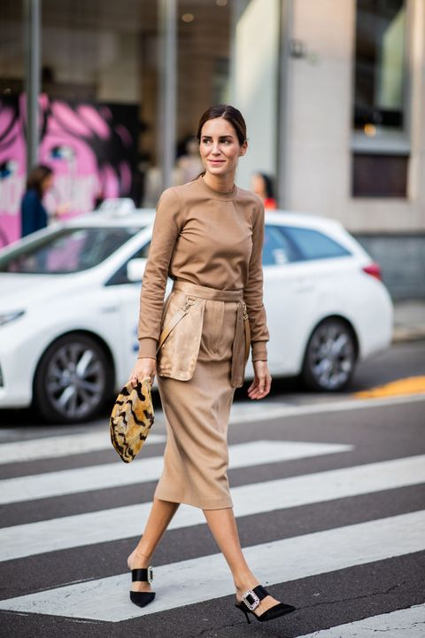 Street Style: September 20 - Milan Fashion Week Spring/Summer 2019