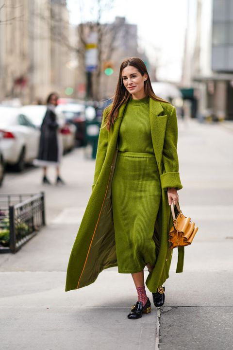 street style   day 4   new york fashion week february 2020