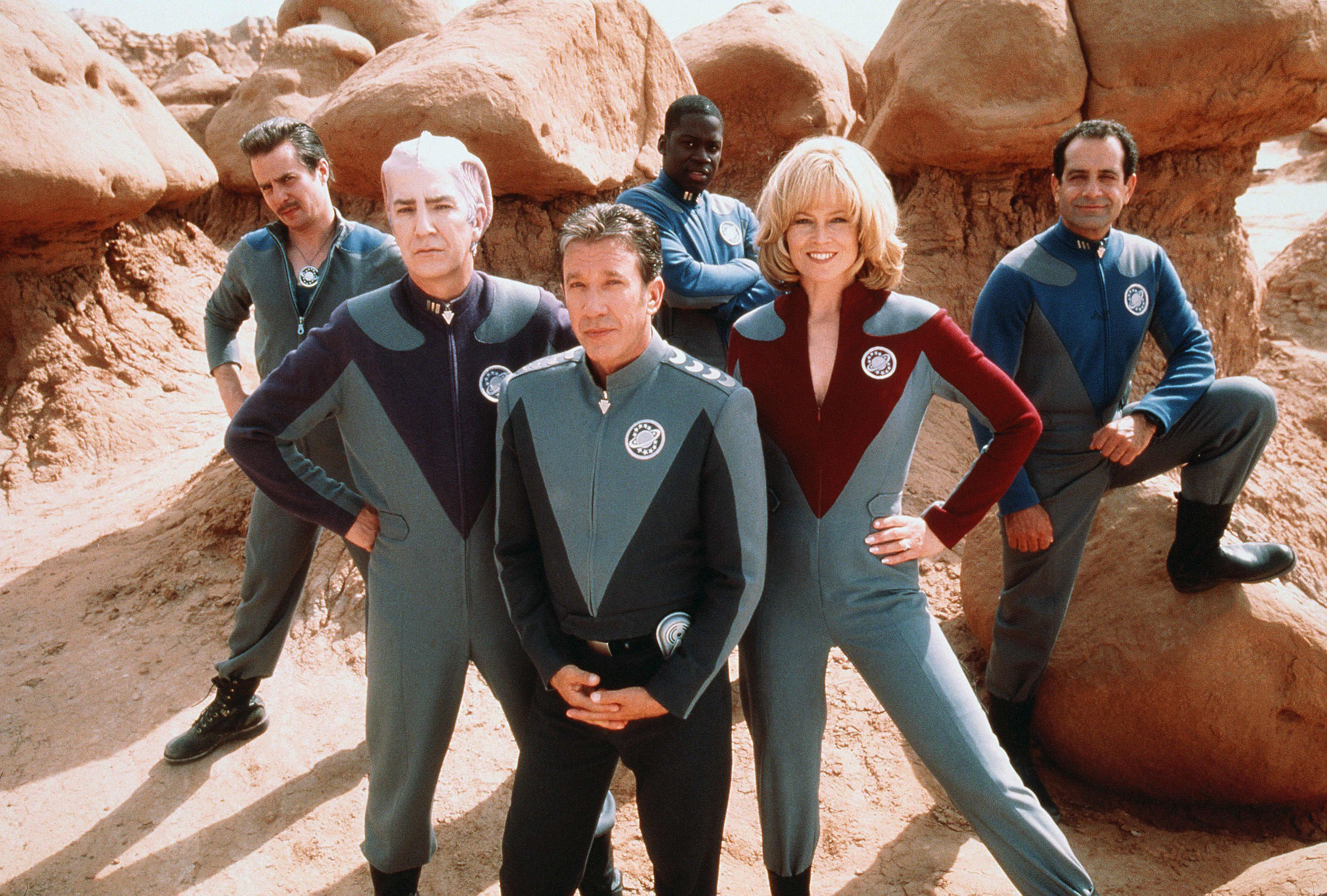 Galaxy Quest Remains One of the Greatest Sci-Fi Comedies of All Time