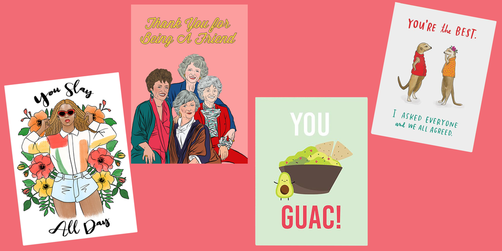 20 Sweet Galentine's Day Cards That Will Make All Your Friends Feel Loved