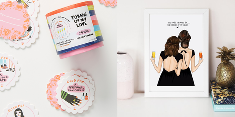 13 Best Galentine S Day Gifts For Your Best Friends Valentine S Day Gifts For Friends