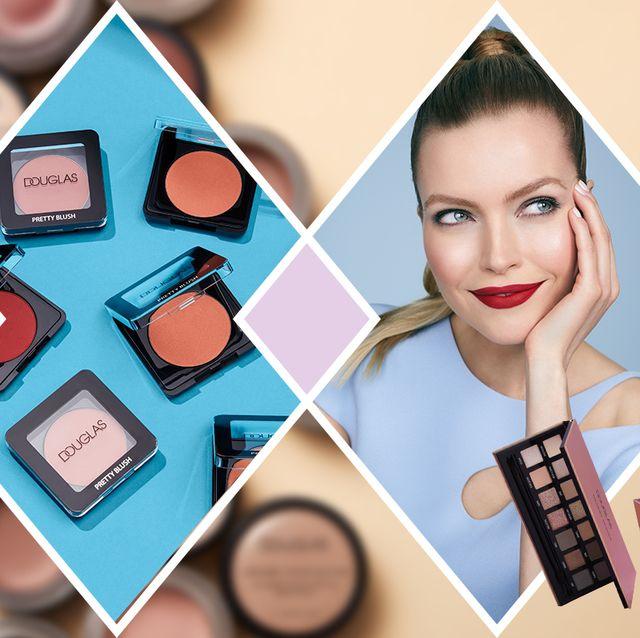 la nueva colección de maquillaje de douglas para la primavera 2021