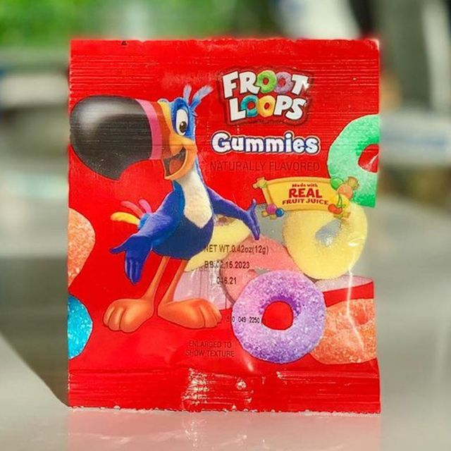 galerie candy kellogg's froot loops cereal candy