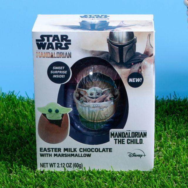 galerie candy baby yoda mandalorian egg shapped magic hot chocolate melt