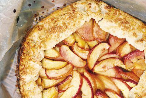 galette de manzana