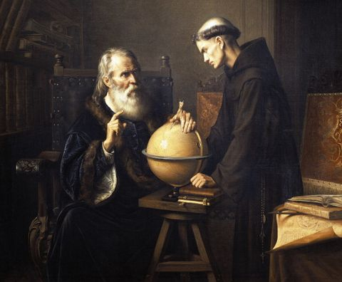 Newfound Galileo Letter Suggests He Lied to Dupe the Church and ...