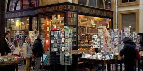Galleries Vivienne, París.