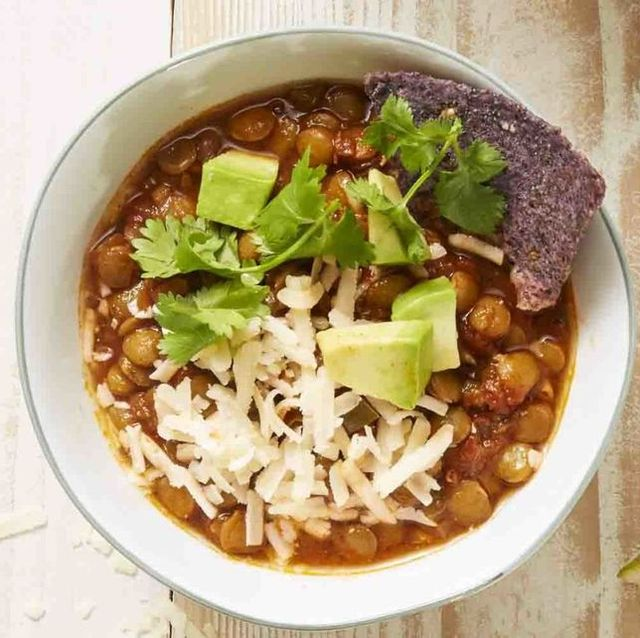 easy soups and stews - easy chili