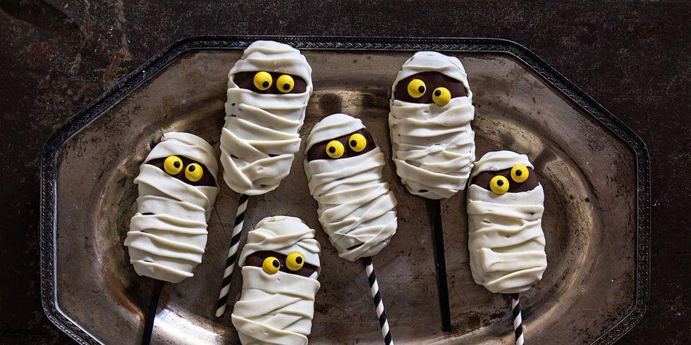 Adorable Halloween Treats.20 Easy Halloween Party Treats Recipes Best Ideas For Halloween Treats