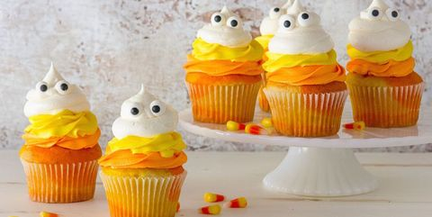 20 Cute Halloween Cupcakes Decorating Ideas And Recipes For