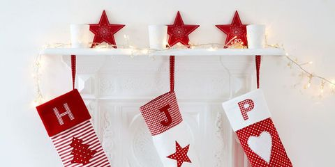 73864218811 20 Fun Personalized Christmas Stockings - Monogrammed