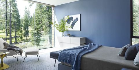 40+ Best Blue Paint Colors – Best Paint Colors for Blue Rooms 2019