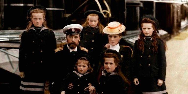 Brilliant The Devastating True Story Of The Romanov Familys Execution Download Free Architecture Designs Scobabritishbridgeorg
