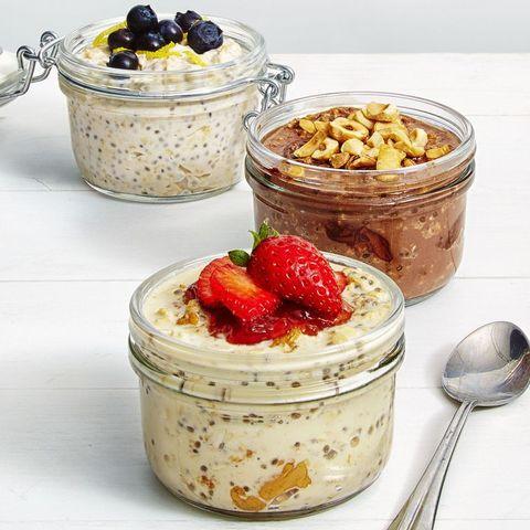 best diabetic breakfast ideas   chia pudding overnight oats