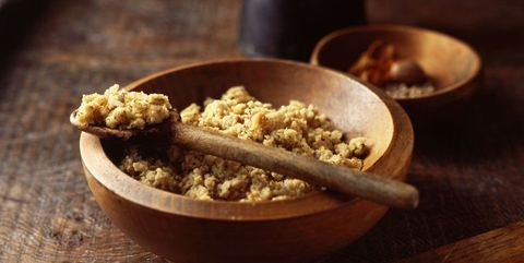 Food, Dish, Cuisine, Ingredient, Granola, Meal, Breakfast cereal, Snack, Breakfast, Recipe,