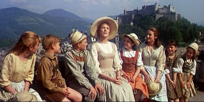 Image result for the sound of music movie