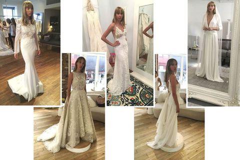When Should You Start Wedding Dress Shopping